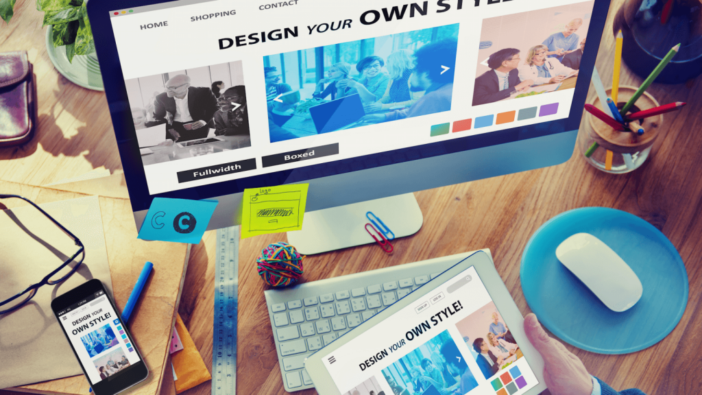 Websites Delivered Custom Web Design